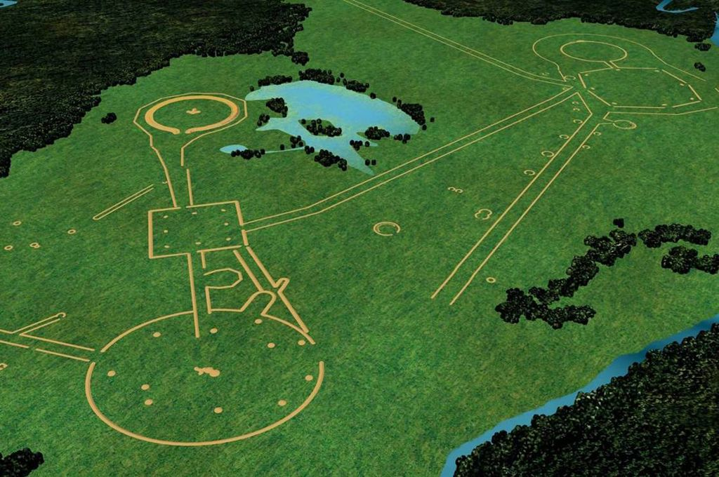 hopewell ceremonial earthworks world heritage ohio